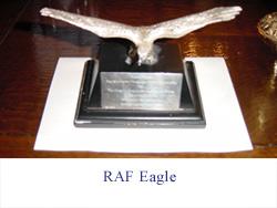 raf eagle
